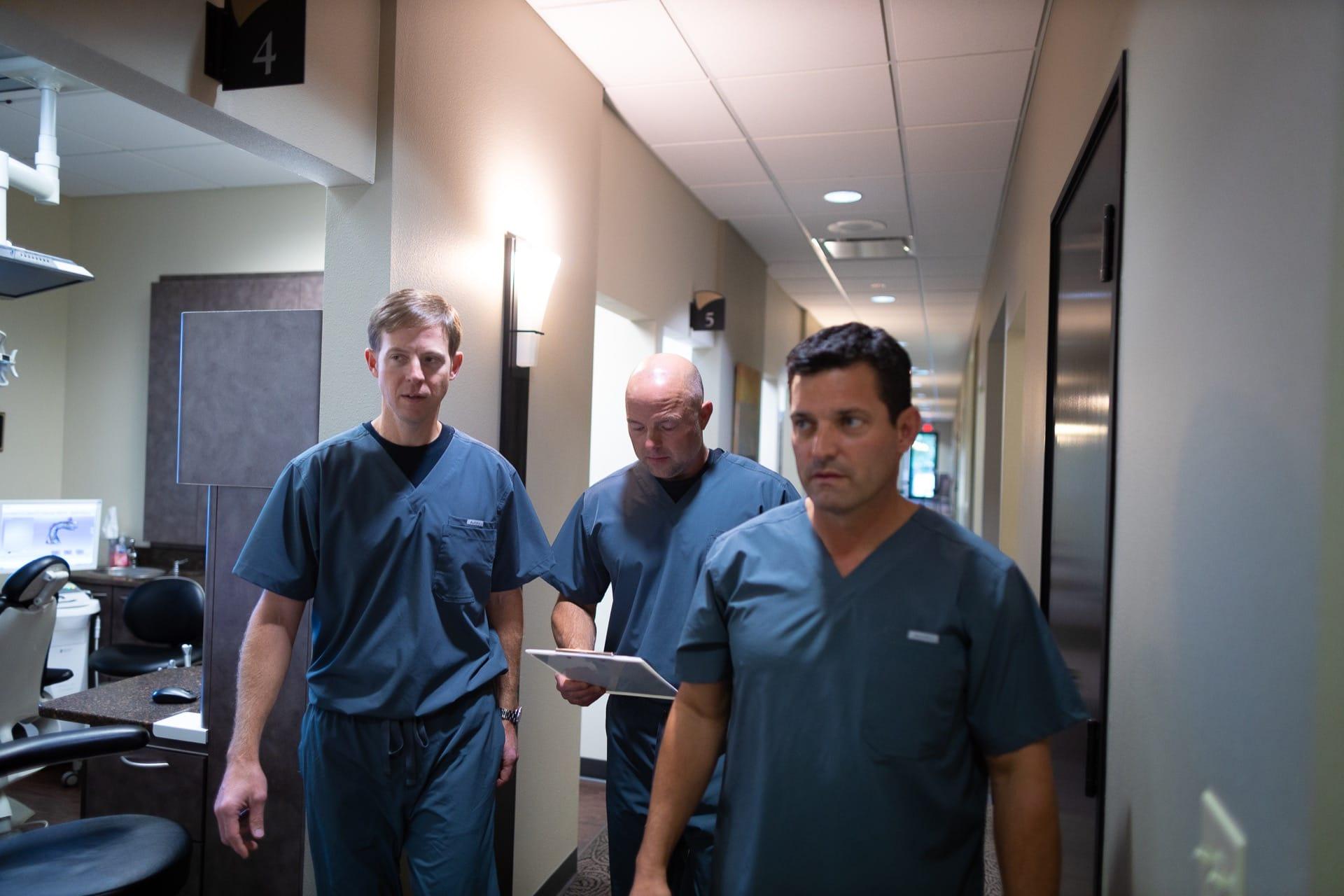Wisener Cooper Fergus Dental 2019 Doctor CandidsCandids 73 - Sinus Augmentation