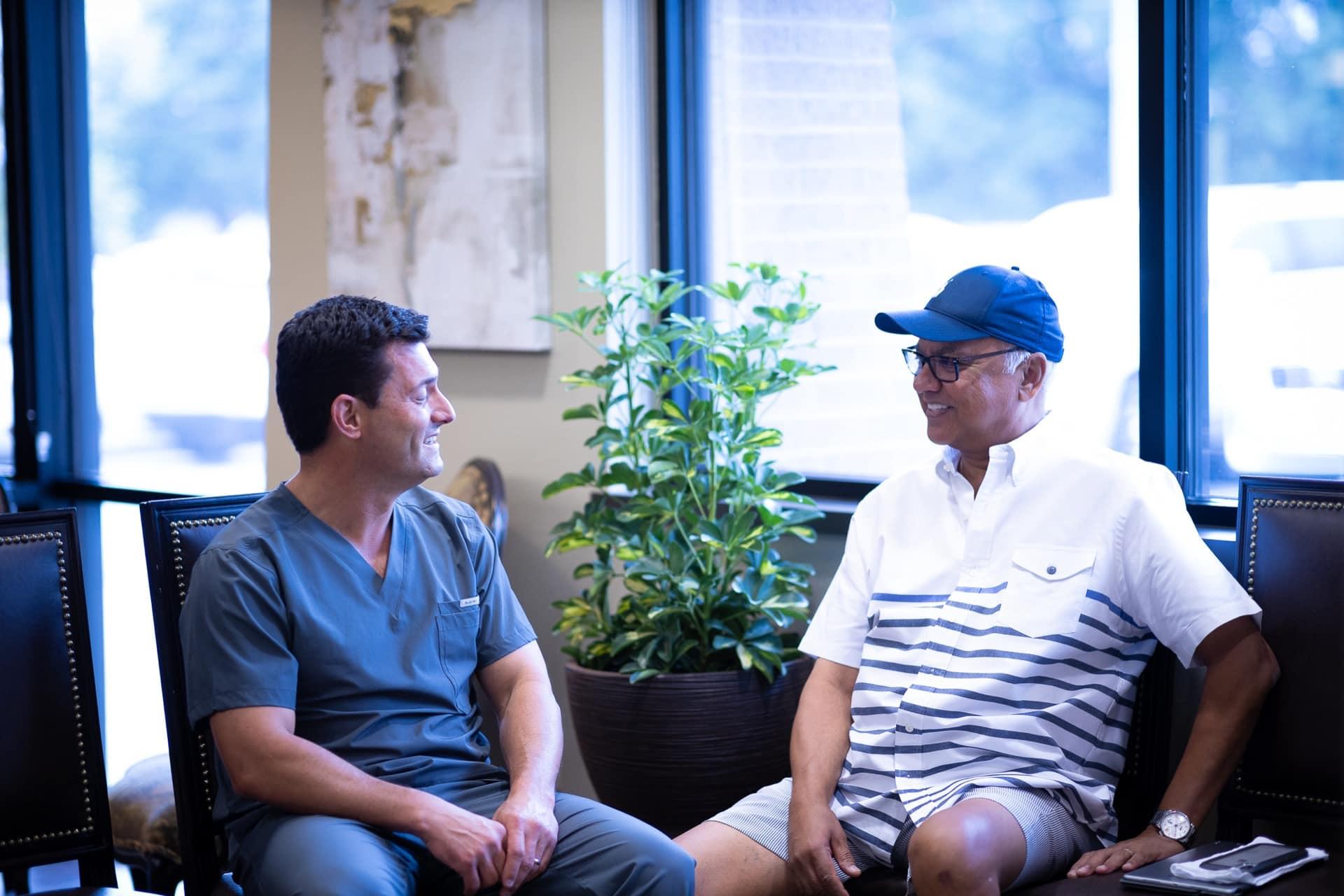 dr. wisener at wisener cooper fergus dds dentist in rogers ar 2019 17 - Bone Grafting